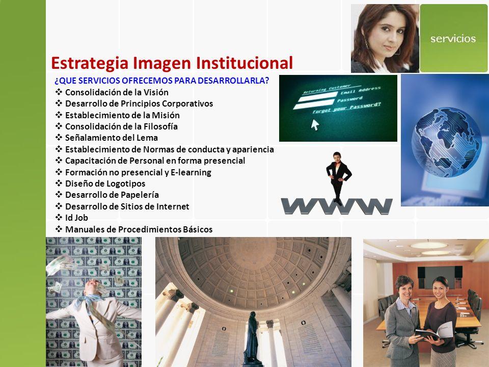 Estrategia Imagen Institucional Denos oportunidad de darle mayor información sin compromiso, seleccione el Estado de su residencia: