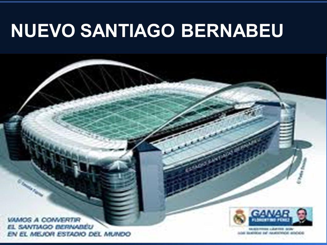 NUEVO SANTIAGO BERNABEU