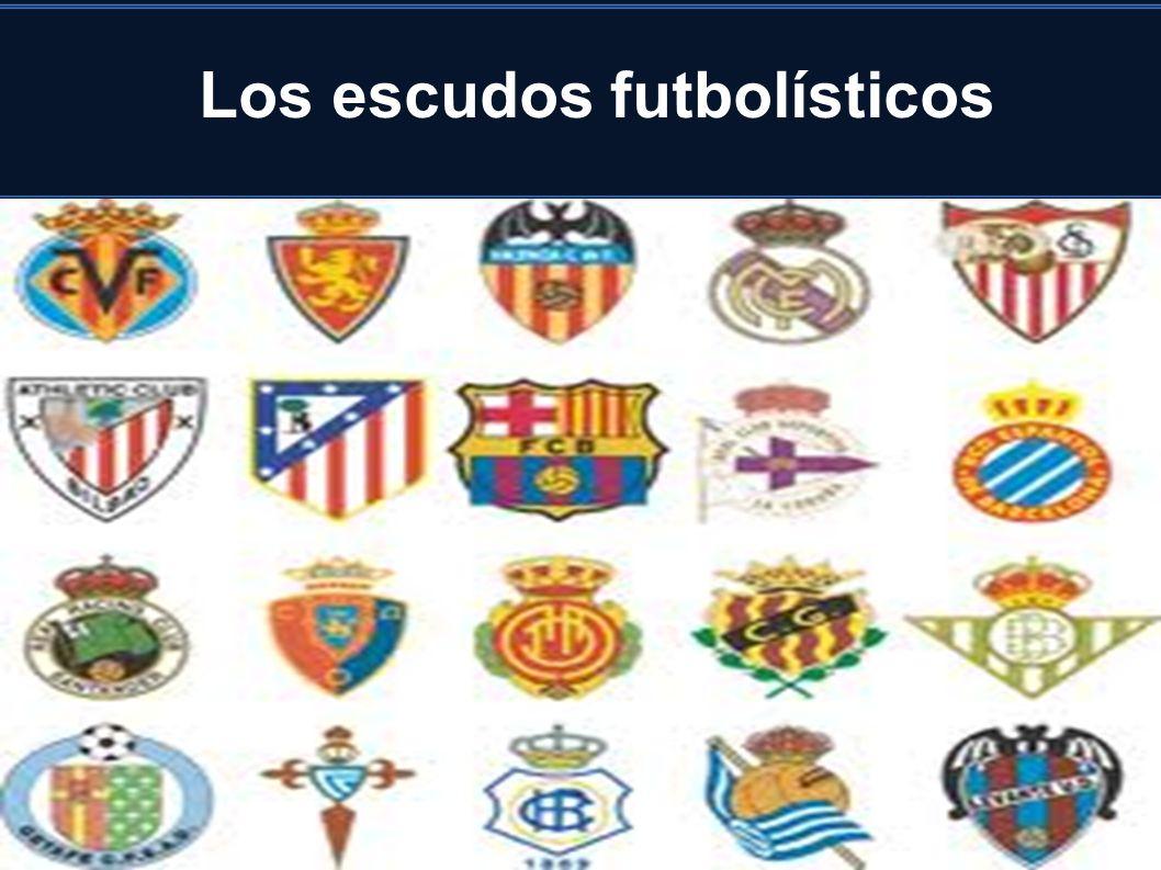 Los escudos futbolísticos