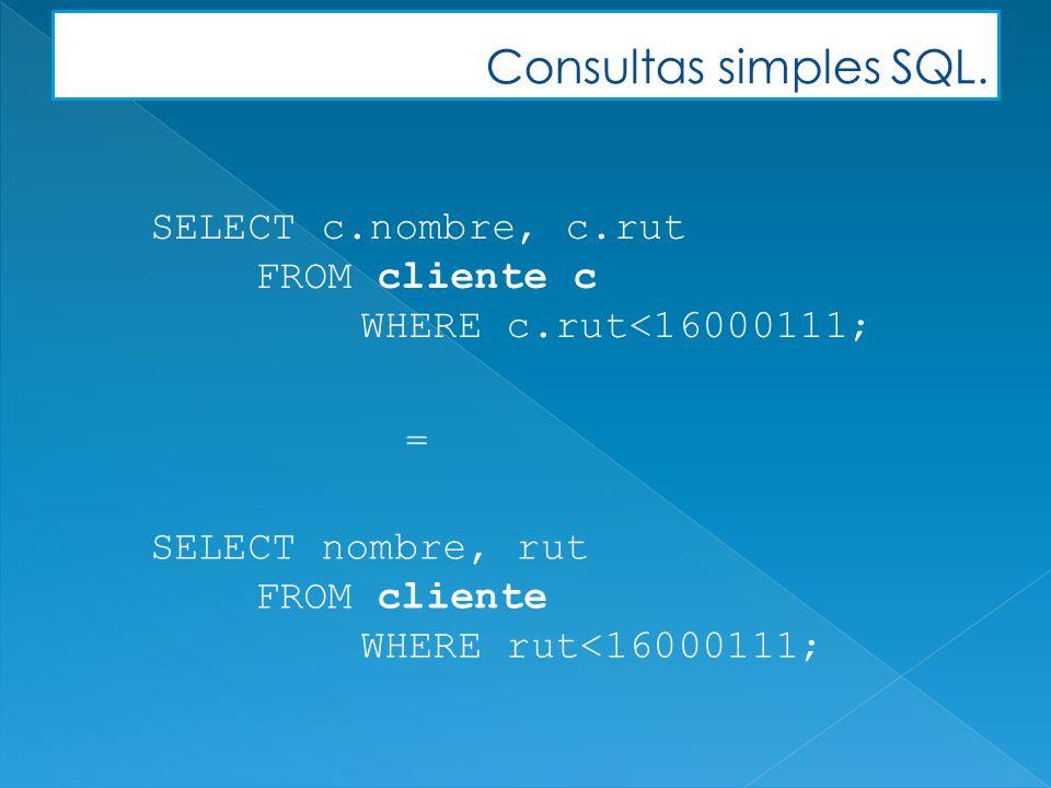 Consultas JOIN SQL.