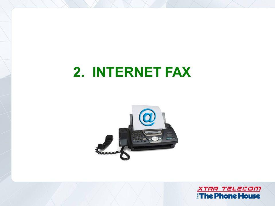 ¿QUÉ ES INTERNET FAX.El servicio de Internet Fax es un servicio de envíos masivos de faxes.