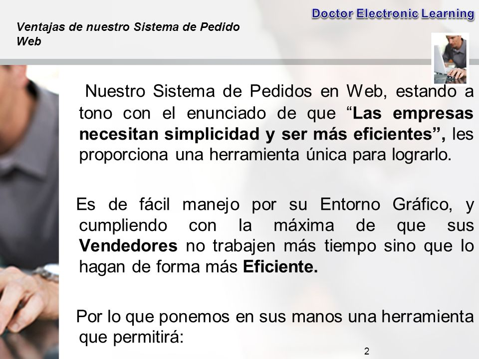 Doctor Electronic Learning 53 CLIENTE