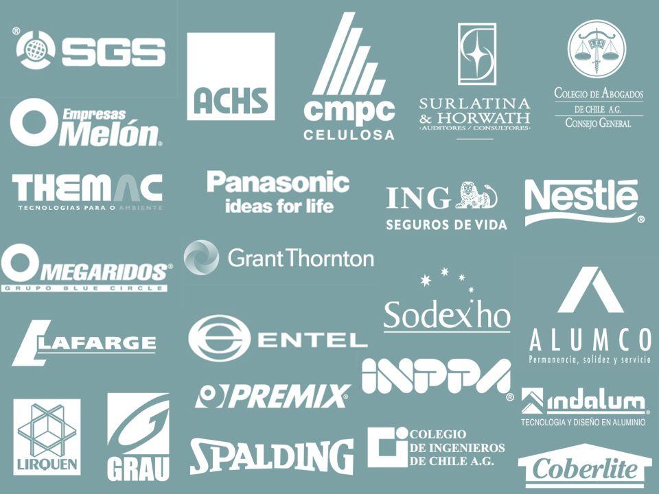 CLIENTES En estos años empresas de las más diversas áreas han confiado en Squadra S.A.