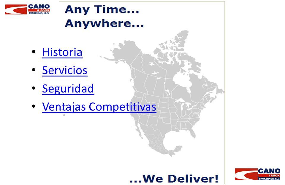 Iniciamos operaciones en 1999, y en 2003 nos convertimos en una corporación (LLC).