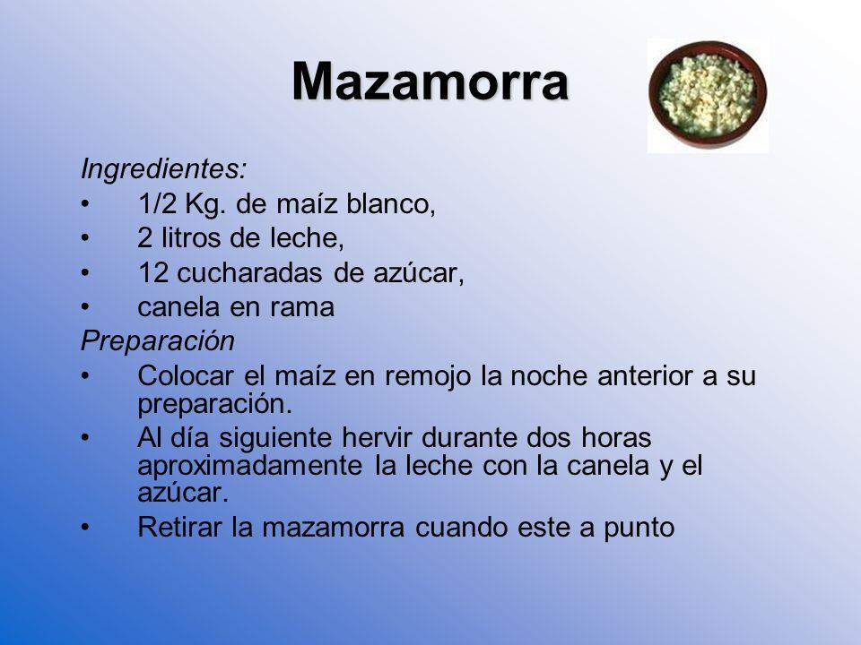 Carbonada Es otra de las comidas típicas de la época colonial, y está muy relacionada con la argentinidad.