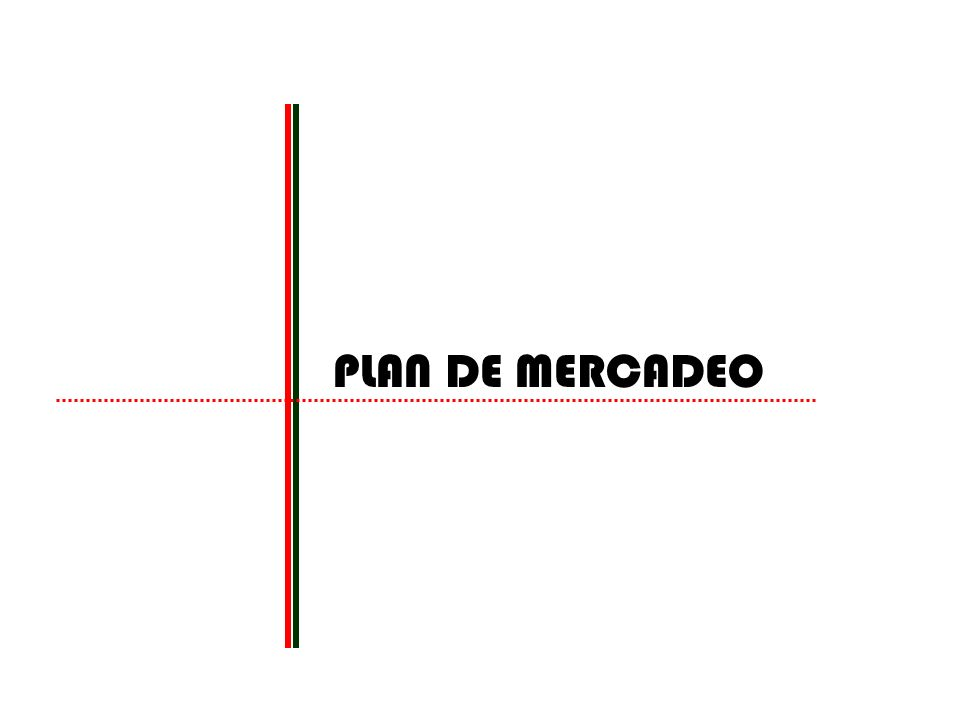 INVESTIGACIÓN DE MERCADO MATRIZ IMPORTANCIA RESULTADO RENDIMIENTO IMPORTANCIA 5 4 3 2 1 7 6 O P N S T N T S O - P ONPTSONPTS N O S-P T ONPTSONPTS ONPSTONPST P T N – S O