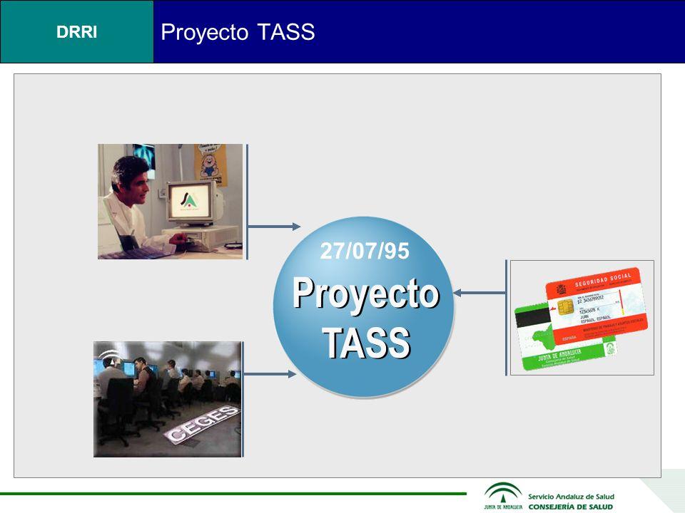 DRRI Proyecto TASS 27/07/95