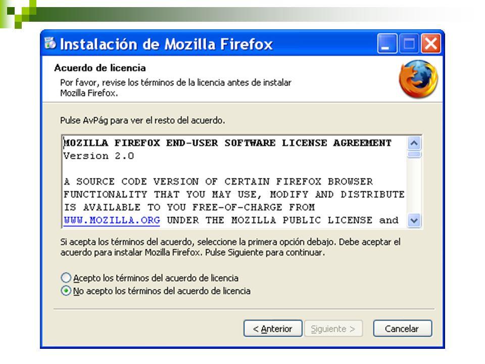 Licencias Software Licencia para el Usuario Final Licencia Libre 4 libertades principales : Ejecutar el programa con cualquier propósito Estudiar y modificar el programa Copiar y distribuir el programa Mejorar y publicar las mejoras Licencia de Richard Stallman : GNU Public Licence (1985)