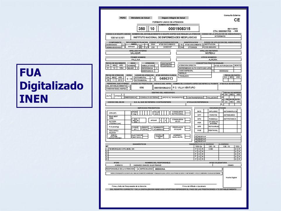 FUA Digitalizado INEN