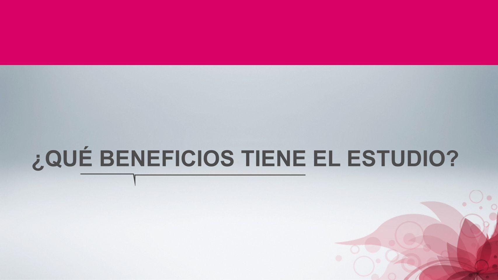 Contribuye a la salud de la mujer mexicana al aportar conocimiento para la prevención de enfermedades.