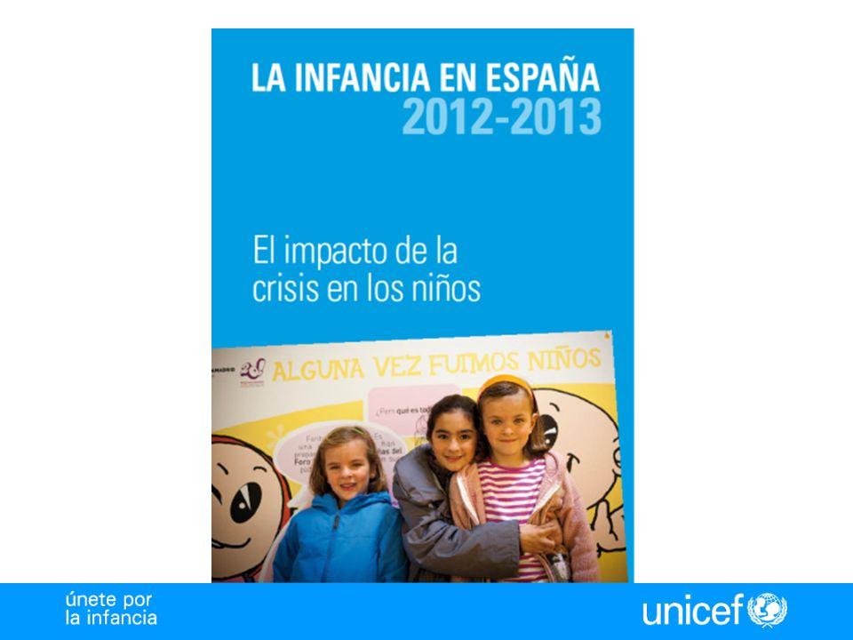 IMPACTO DE LA CRISIS EN LOS NIÑOS Aunque permanezcan poco visibles, la crisis también impacta en los niños.