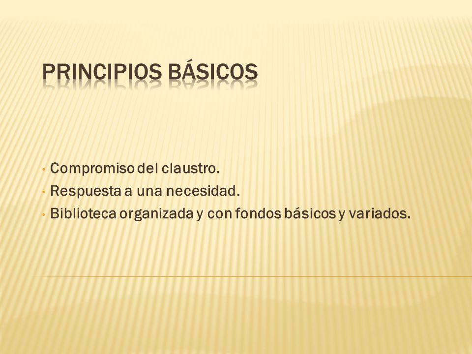 Boletines informativos Recomendados Guía de uso Reuniones informativas: con ETCP, Comisión, Claustro y Consejo Escolar.