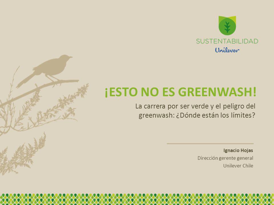 La carrera por ser verde y el peligro del greenwash: ¿Dónde están los límites.