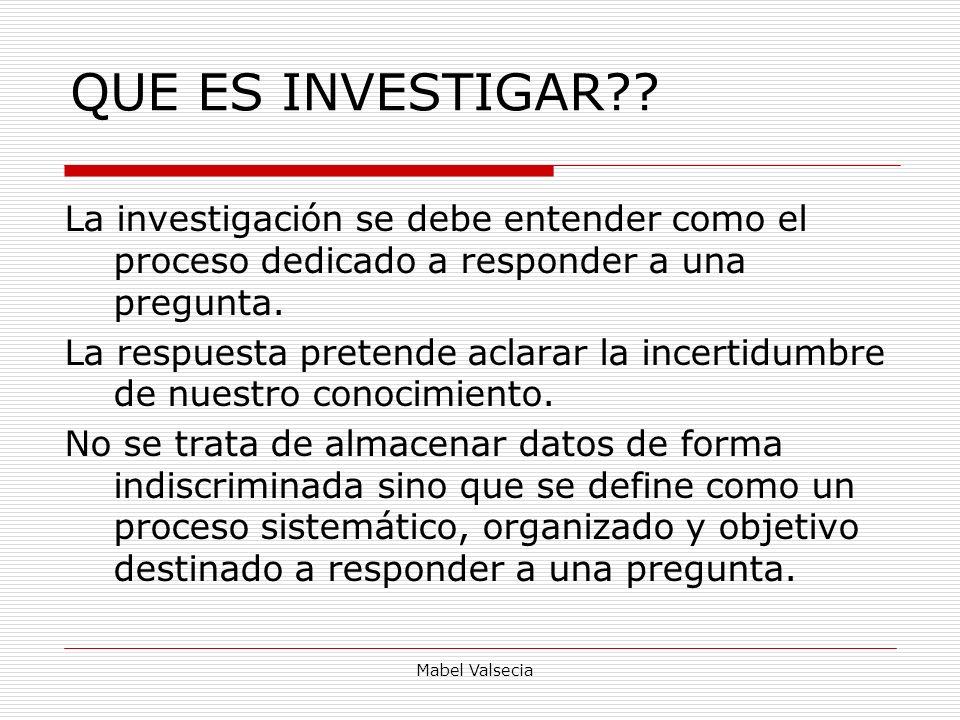Mabel Valsecia Pertinencia 1.Análisis comparativo de la RELEVANCIA INTRÍNSECA de los Proyectos.
