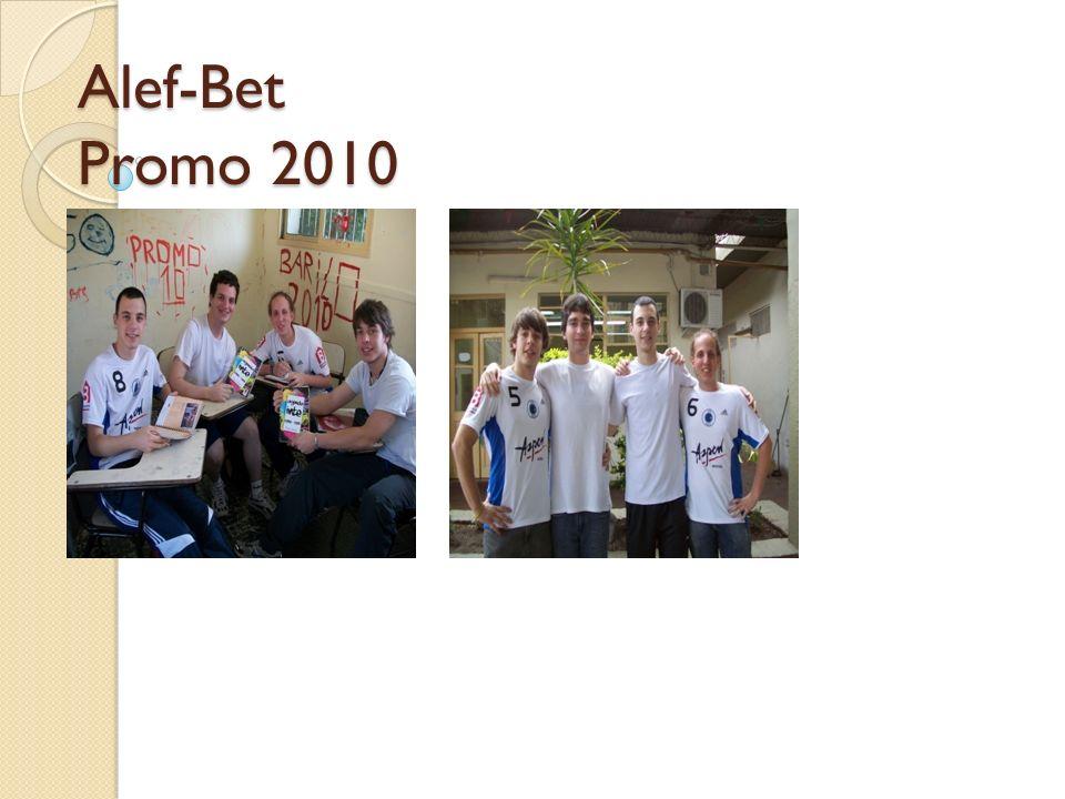 Alef-Bet Promo 2010