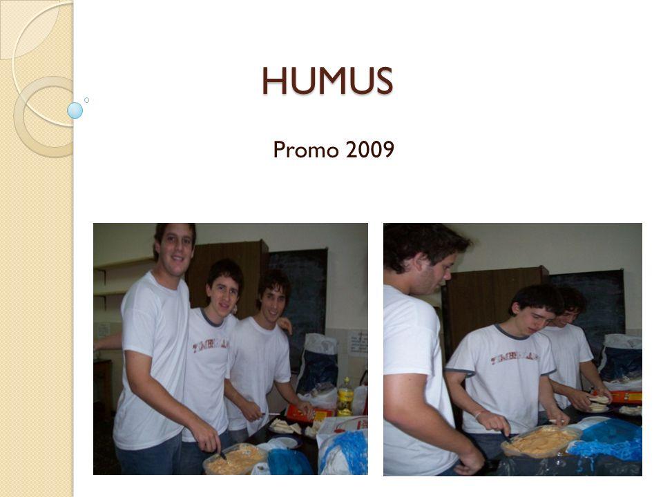 HUMUS Promo 2009