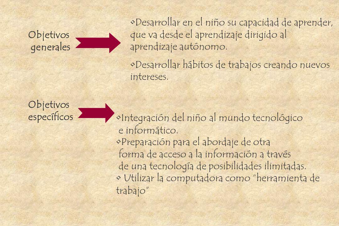 INFORMÁTICA Y EL LECTURÓN años 2000 - 2001