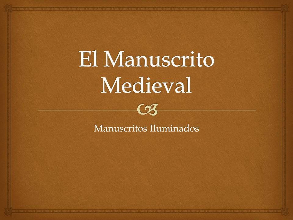 Manuscrito Un manuscrito (del latín «manu scriptum», que significa escrito a mano) se trata de un documento que contiene información escrita a mano sobre un soporte flexible y manejable.