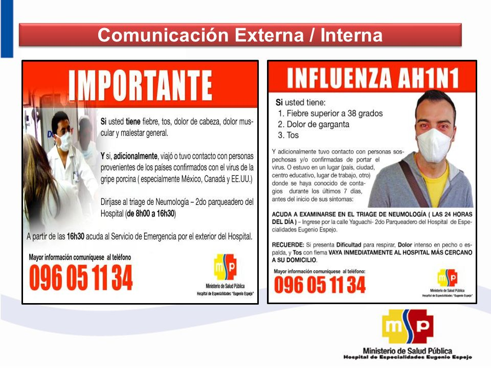 Comunicación Externa / Interna