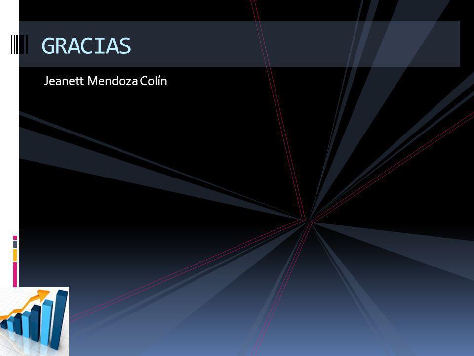 Jeanett Mendoza Colín GRACIAS