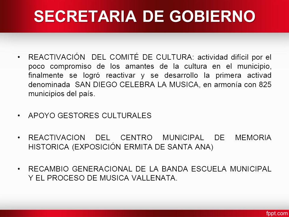 REACTIVACIÓN DEL COMITÉ DE CULTURA: actividad difícil por el poco compromiso de los amantes de la cultura en el municipio, finalmente se logró reactiv