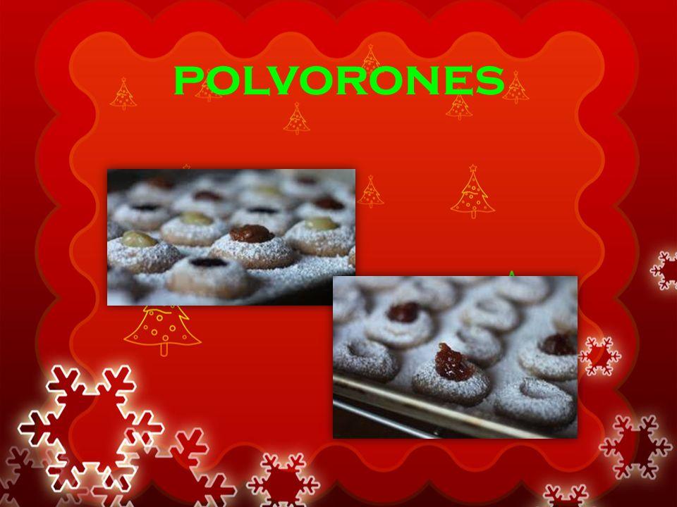 polvorones