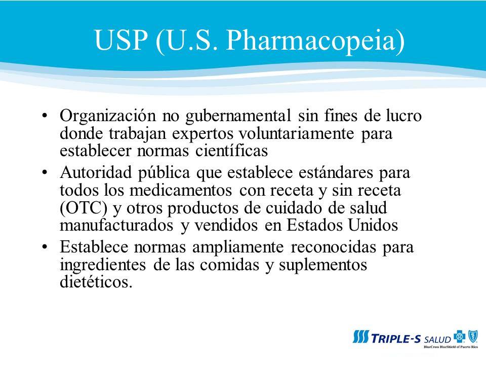 USP (U.S.