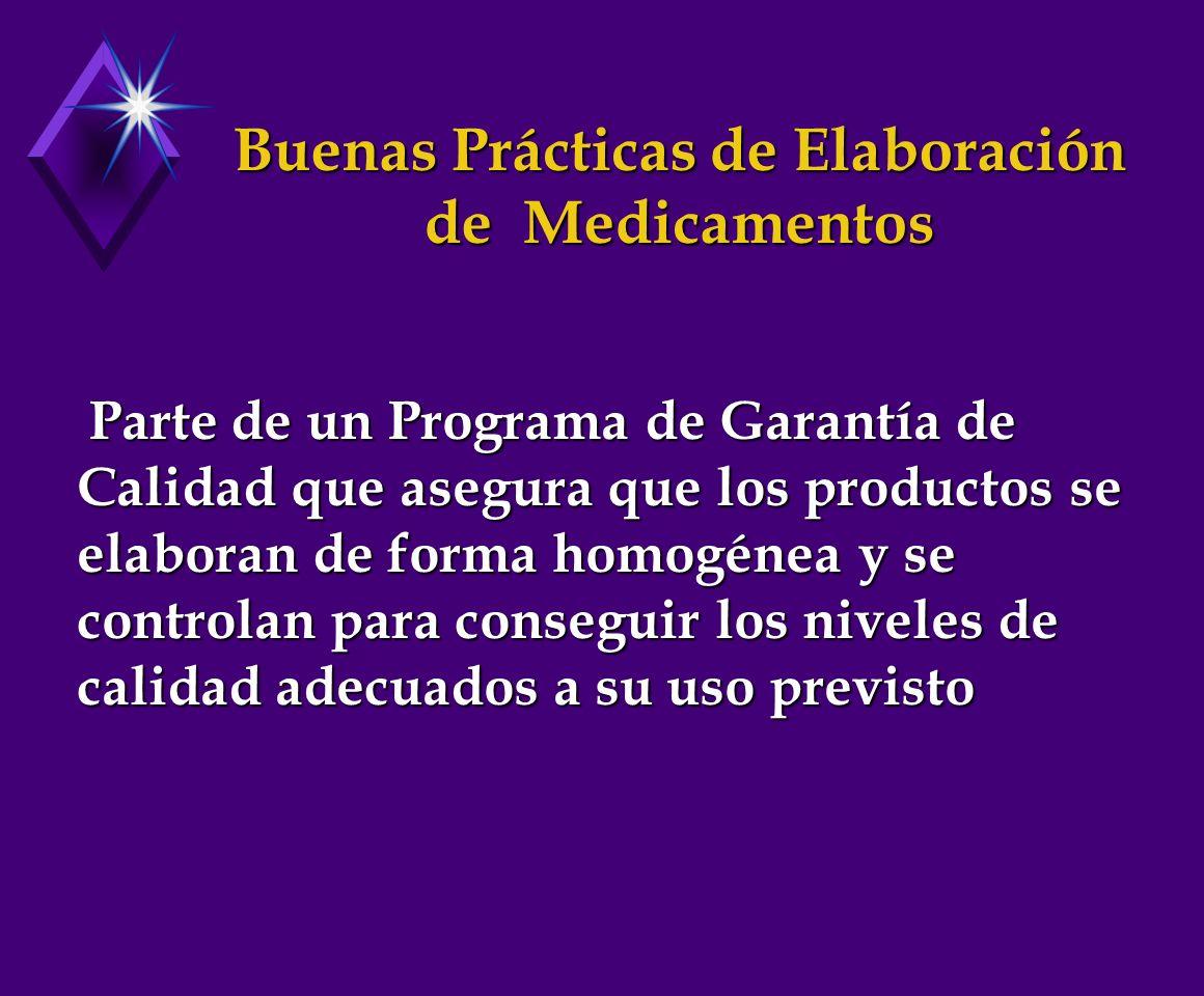 PROGRAMA VOLUNTARIO DE ACREDITACION DE LABORATORIOS MAGISTRALES