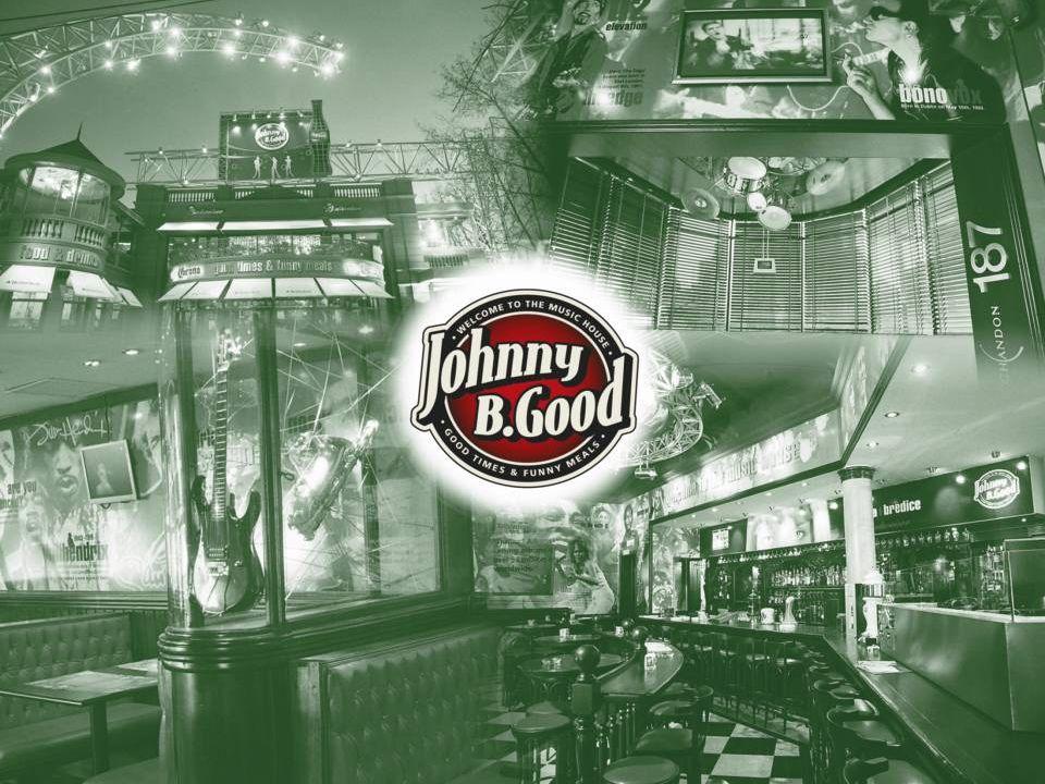 Johnny B.Good® / Concepto de negocio Johnny B.