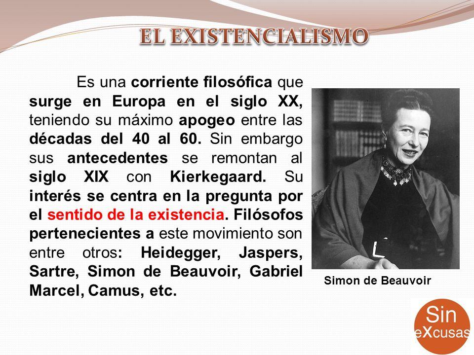EXISTENCIALISMOATEOSARTRE HEIDEGGER CRISTIANO GABRIEL MARCEL AGNÓSTICO CAMUS