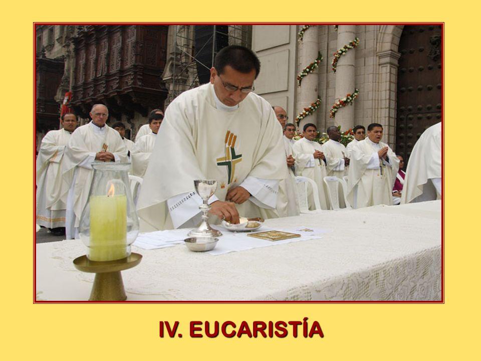 IV. EUCARISTÍA