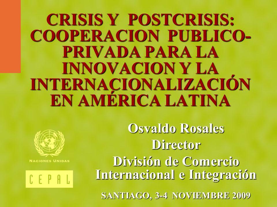 OSVALDO ROSALES22 5. Abordando la postcrisis con criterios estratégicos