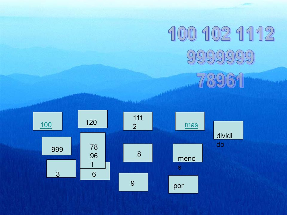 fotos juegos 100 999 3 120 78 96 1 6 111 2 8 9 mas meno s por dividi do