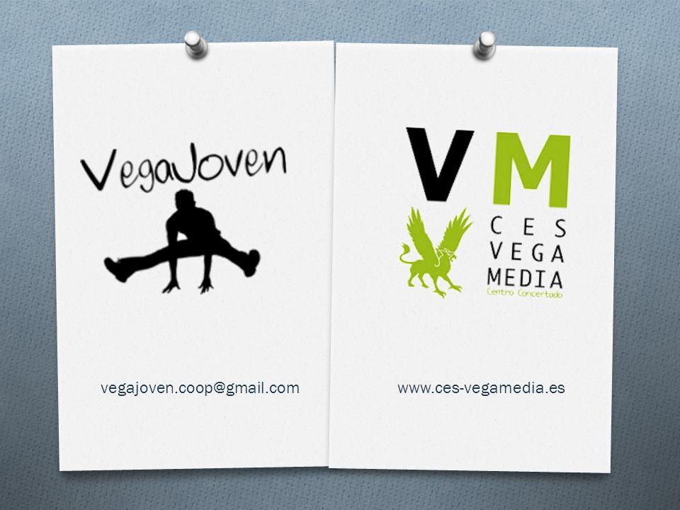 www.ces-vegamedia.es vegajoven.coop@gmail.com