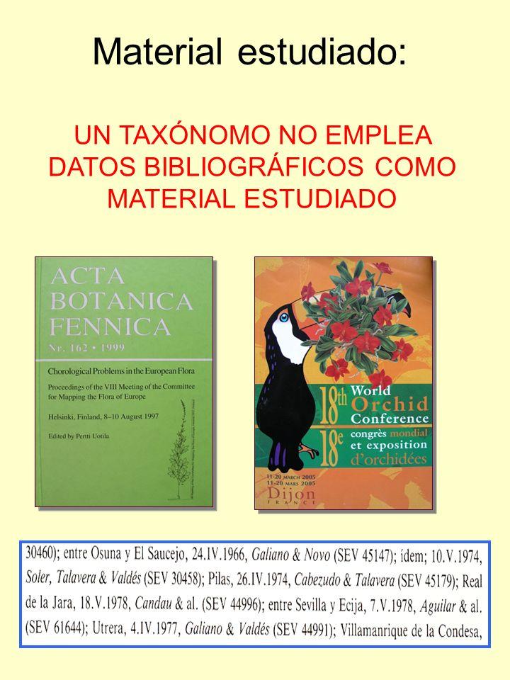 - Lectura de las etiquetas manuscritas - Fiabilidad de las colecciones - Localización de los topónimos geográficos PROBLEMAS EN LA OBTENCIÓN DE DATOS (COLECCIONES CIENTÍFICAS)