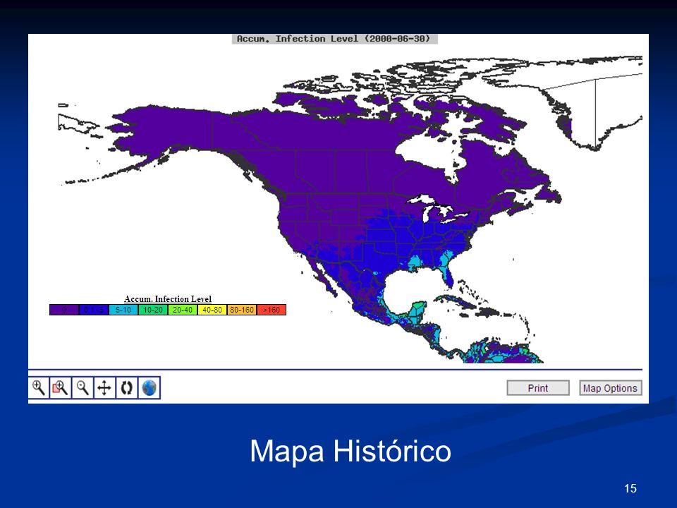 15 Mapa Histórico