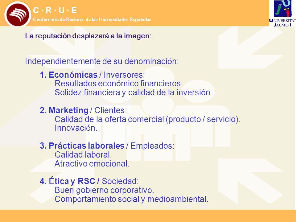 Nuevo paradigma comunicacional Traslación de la gestión reputacional al ámbito universitario 1.