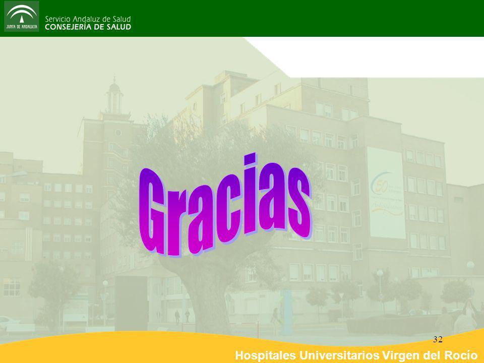 Hospitales Universitarios Virgen del Rocío 32
