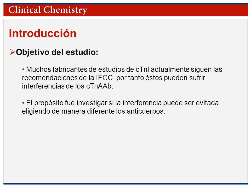 © Copyright 2009 by the American Association for Clinical Chemistry Gracias por participar en el Clinical Chemistry Journal Club de este mes.