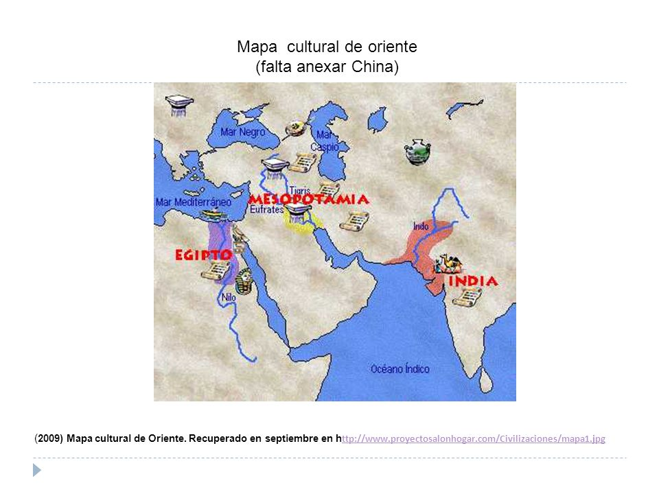 Mapa cultural de Egipto (2009) Mapa cultural de Egipto.