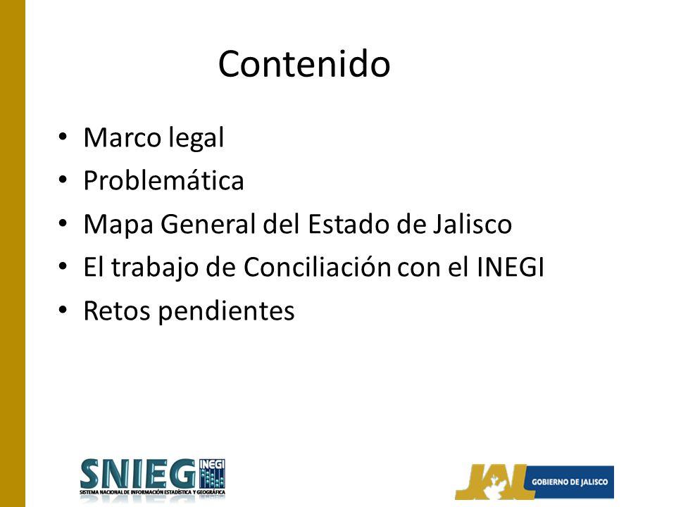 Marco legal en el tema de límites Constitución Política del Estado de Jalisco.