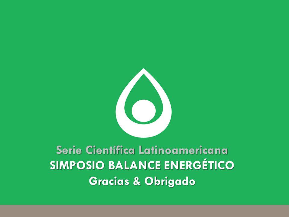 Instituto de bebidas para la salud y el bienestar (ibsb) Serie Científica Latinoamericana SIMPOSIO BALANCE ENERGÉTICO Gracias & Obrigado