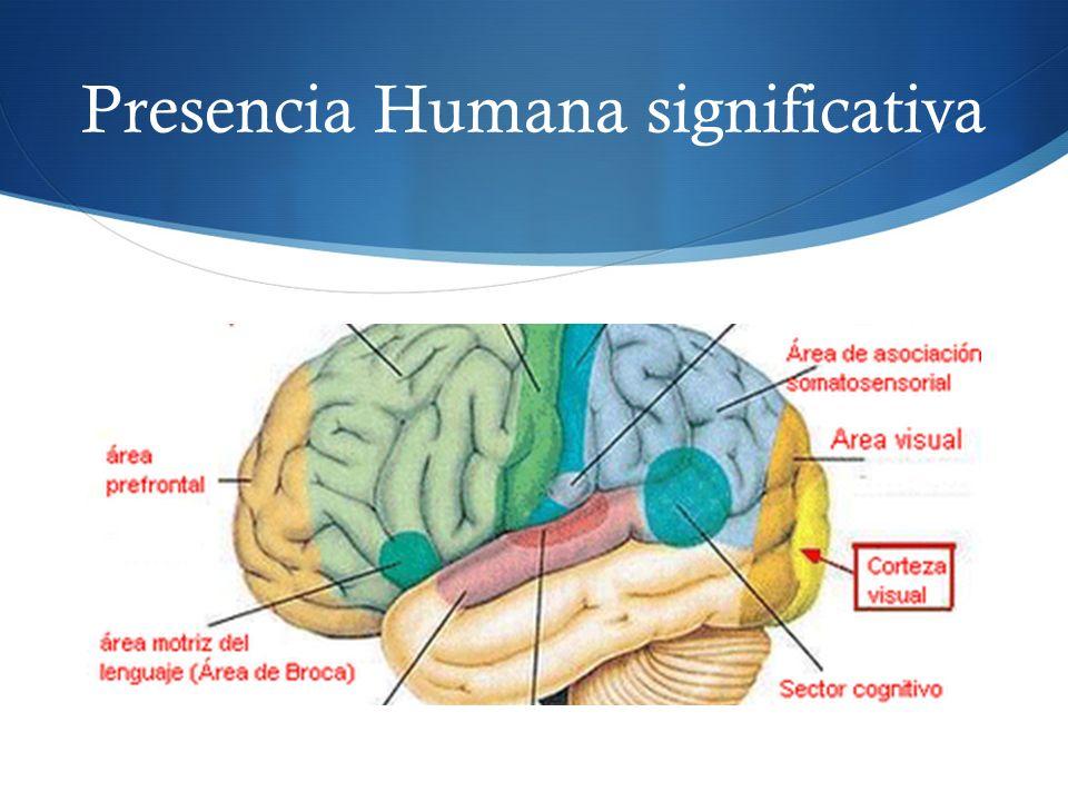 Presencia Humana significativa