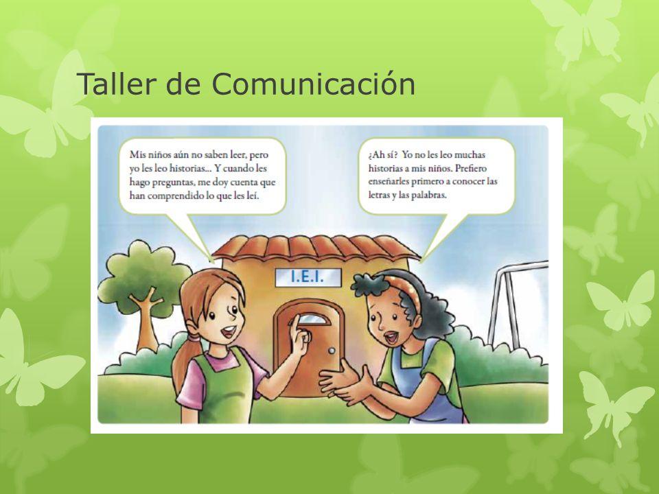 ¿Qué evidencias han recogido de las docentes con respecto a la comprensión o no comprensión del enfoque Comunicativo y Textual?