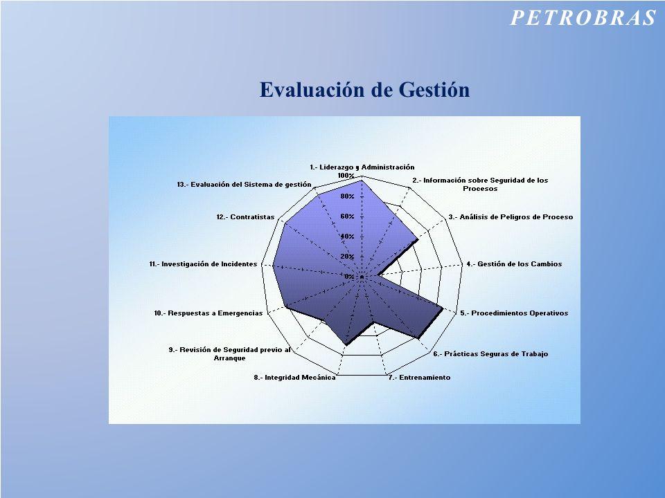 Evaluación de Gestión PETROBRAS