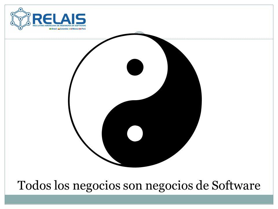 Todos los negocios son negocios de Software