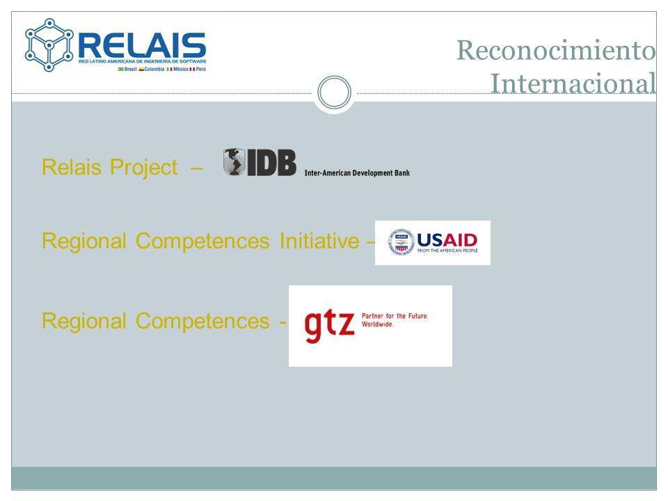 Reconocimiento Internacional Relais Project – Regional Competences Initiative – Regional Competences -