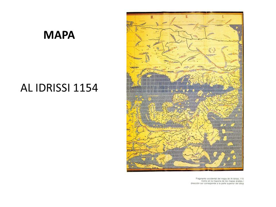 MAPA AL IDRISSI 1154