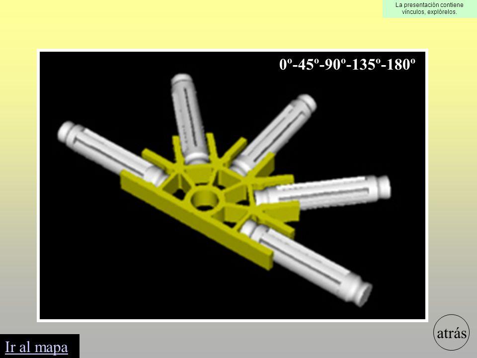 atrás Ir al mapa 0º-45º-90º-135º-180º La presentación contiene vínculos, explórelos.