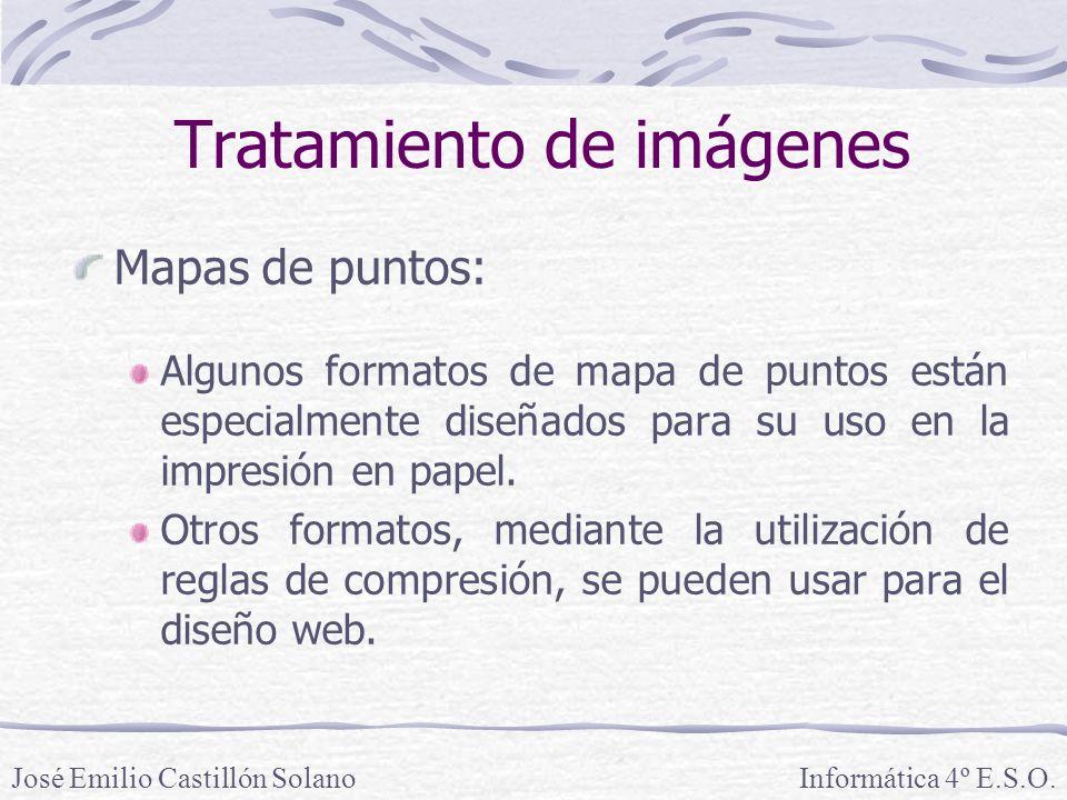 Mapas de puntos: Algunos formatos de mapa de puntos están especialmente diseñados para su uso en la impresión en papel.